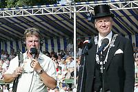 KAATSEN: FRANEKER: 04-08-2004, foarsitter Jan van der Meij Keninklike PC yn Frjentsjer, ©foto Martin de Jong