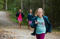 20140806 Vilda-l&auml;ger p&aring; Kragen&auml;s. Foto f&ouml;r Scoutshop.se<br /> scout, scouter, springa, skog, g&aring;