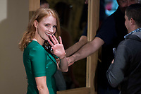 """American actress Jessica Chastain attends to the photocall of the film """"Miss Sloane"""" at Hotel Urso in Madrid, May 03, 2017. Spain.<br /> Foto BorjaB.Hojas/Alterphotos/Insidefoto"""