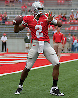 September 27, 2008: Ohio State quarterback Terrelle Pryor .. The Ohio State Buckeyes defeated the Minnesota Gophers 34-21 on September 27, 2008 at Ohio Stadium, Columbus, Ohio.