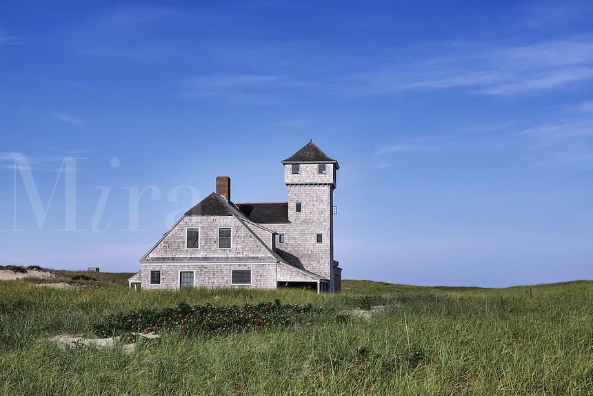 Old Harbor Life Saving Station Museum, Race Point, Cape Cod, Massachusetts,  USA