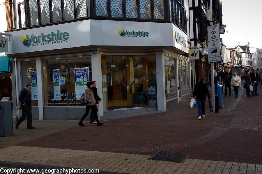 Yorkshire Building Society, Ipswich