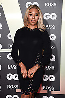 Munroe Bergdorf<br /> arriving for the GQ Men of the Year Awards 2019 in association with Hugo Boss at the Tate Modern, London<br /> <br /> ©Ash Knotek  D3518 03/09/2019