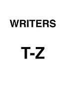 Writers T-Z