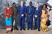 Prince William at Tusk Conservation Awards 2019