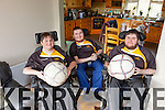 Tommy, David and Daniel Stack from Knockanure and who have Muscular Dystrophy, are hoping to raise funds for sports power chairs to allow them to continue playing the sport they love.