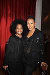 """As The World Turns; Law and Order SVU Tamara Tunie and Another World Rhonda Ross at Hearts of Gold's 16th Annual Fall Fundraising Gala & Fashion Show """"Come to the Cabaret"""", a benefit gala for Hearts of Gold on November 16, 2012 at the Metropolitan Pavilion, New York City, New York.   (Photo by Sue Coflin/Max Photos)"""