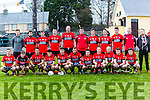 Tarbert in the The Bernard O'Callaghan Memorial Senior Football Championship 2016 Semi Final against St. Senans at Frank Sheehy Park, Listowel on Sunday