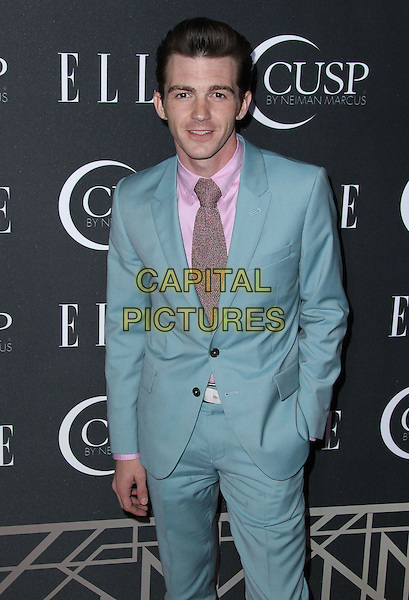 22 April 2014 - Hollywood, California - Drake Bell. ELLE Hosts 5th Annual Women in Music Concert Celebration Presented by CUSP By Neiman Marcus held at Avalon Hollywood.  <br /> CAP/ADM/FS<br /> &copy;Faye Sadou/AdMedia/Capital Pictures