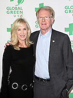 Hollywood, CA - February 22: Rachelle Carson, Ed Begley Jr., At 14th Annual Global Green Pre Oscar Party, At TAO Hollywood In California on February 22, 2017. Credit: Faye Sadou/MediaPunch