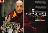 PARIS MATCH - Dalai Lama