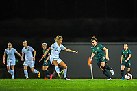 20200307  Parchal , Portugal : Italian midfielder Marta Mascarello (15) , New Zealand midfielder Katie Bowen (14) pictured during the female football game between the national teams of New Zealand called the Football Ferns and Italy , called the Azzurre on the second matchday of the Algarve Cup 2020 , a prestigious friendly womensoccer tournament in Portugal , on saturday 7 th March 2020 in Parchal , Portugal . PHOTO SPORTPIX.BE | STIJN AUDOOREN