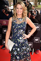Charlotte Hawkins arriving for TRIC Awards 2018 at the Grosvenor House Hotel, London, UK. <br /> 13 March  2018<br /> Picture: Steve Vas/Featureflash/SilverHub 0208 004 5359 sales@silverhubmedia.com