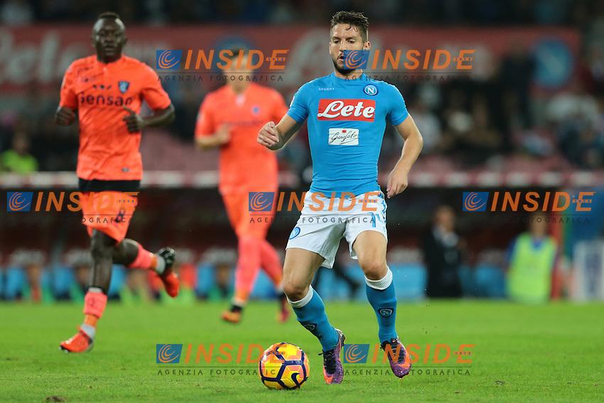 Dries Mertens Napoli,<br /> Napoli 26-10-2016  Stadio San Paolo <br /> Campionato Serie A Napoli - Empoli<br /> Foto Cesare Purini / Insidefoto