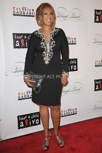 WWW.ACEPIXS.COM . . . . . .November 3, 2011, New York City....Gayle King attends the 8th annual Keep A Child Alive Black Ball at the Hammerstein Ballroom on November 3, 2011 in New York City....Please byline: KRISTIN CALLAHAN - ACEPIXS.COM.. . . . . . ..Ace Pictures, Inc: ..tel: (212) 243 8787 or (646) 769 0430..e-mail: info@acepixs.com..web: http://www.acepixs.com .