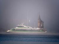 Einfahrt zum Hafen Konstanz, Baden-W&uuml;rttemberg, Deutschland, Europa<br /> port of Constance, Baden-W&uuml;rttemberg, Germany, Europe