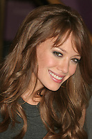 HILARY DUFF 2007<br /> Photo By John Barrett/PHOTOlink.net