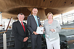 ICE State of the Nation.<br /> Senedd<br /> 08.07.13<br /> &copy;Steve Pope-SPORTINGWALES
