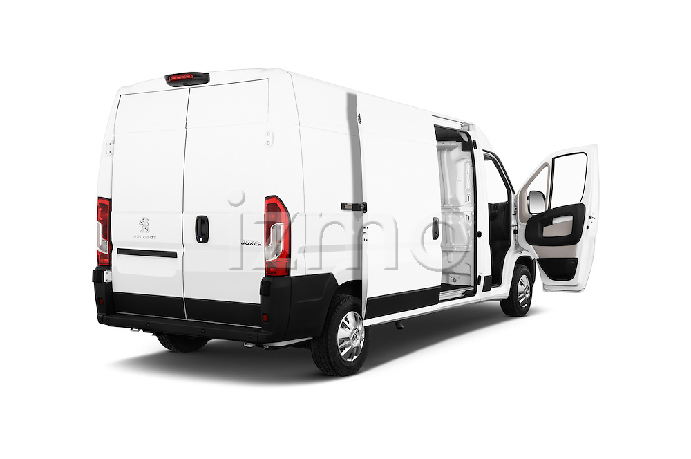 Car images of a 2015 Peugeot BOXER L4H2 4 Door Cargo Van Doors