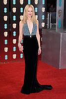 Nicole Kidman<br /> at the 2017 BAFTA Film Awards held at The Royal Albert Hall, London.<br /> <br /> <br /> &copy;Ash Knotek  D3225  12/02/2017