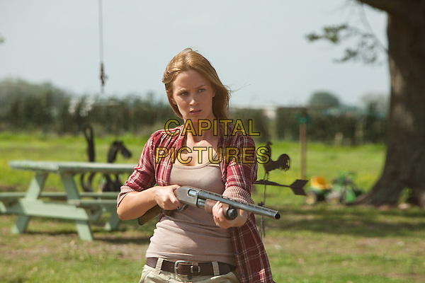 Emily Blunt <br /> in Looper (2012) <br /> *Filmstill - Editorial Use Only*<br /> CAP/NFS<br /> Image supplied by Capital Pictures