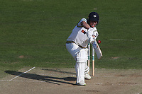 Gary Ballance of Yorkshire edges the ball to the boundary for four runs during Kent CCC vs Yorkshire CCC, Specsavers County Championship Division 1 Cricket at the St Lawrence Ground on 15th May 2019