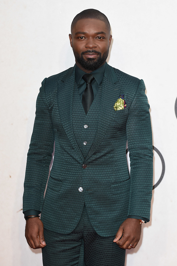 """David Oyelowo<br /> at the London Film Festival 2016 premiere of """"Queen of Katwe"""" at the Odeon Leicester Square, London.<br /> <br /> <br /> ©Ash Knotek  D3168  09/10/2016"""