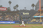 Tomoyuki Sugano (JPN),<br /> MARCH 21, 2017 - WBC :<br /> Japan's starting pitcher Tomoyuki Sugano pitches during the 2017 World Baseball Classic Semifinal game between United States 2-1 Japan at Dodger Stadium in Los Angeles, California, United States. (Photo by AFLO)