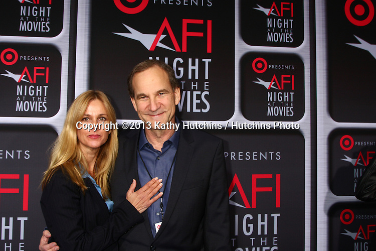 LOS ANGELES - APR 24:  Marshall Herskovitz arrives at the AFI Night at the Movies 2013 at the ArcLight Hollywood Theaters on April 24, 2013 in Los Angeles, CA
