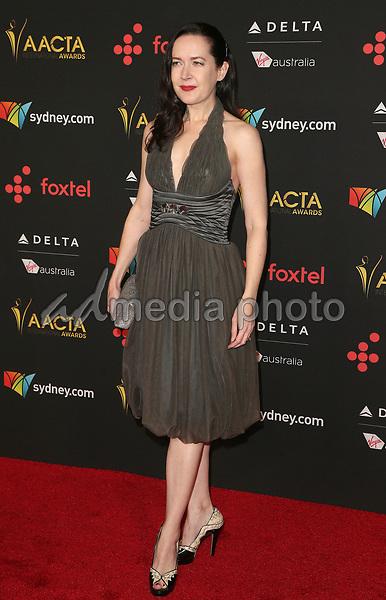 05 January 2018 - Hollywood, California - Bel Delia. 7th AACTA International Awards held at Avalon Hollywood. Photo Credit: F. Sadou/AdMedia