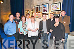 Photo Exhibition : Pictured at the opening of a Photographic exhibition by the Noth Kerry & District Camera Cl;ub at St. John's Arts Centre Listowel on Monday nifgt were in front Paul Woods, Geraldine Hennessy, Marie Rohan, Paul O'Connr & Mary O'Connell. Back : Pat Tobin, Jim Doolan, Tony Buckley, Ger Sweeney, Ger Roche & John Heffernan.