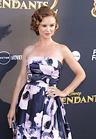 www.acepixs.com<br /> <br /> July 11 2017, LA<br /> <br /> Keegan Connor Tracy arriving at the premiere of Disney Channel's 'Descendants 2' on July 11, 2017 in Los Angeles, California. <br /> <br /> By Line: Peter West/ACE Pictures<br /> <br /> <br /> ACE Pictures Inc<br /> Tel: 6467670430<br /> Email: info@acepixs.com<br /> www.acepixs.com