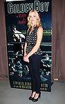 Yvonne Strahovski attending the Meet & Greet for the Lincoln Center Theater's 75th Anniversary Production of 'Golden Boy' at their Rehearsal Studios on 10/25/2012 in New York.