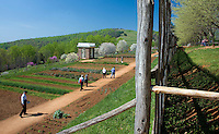 Monticello, home of 3rd President Thomas Jefferson  in Charlottesville, VA.  Credit Image: © Andrew Shurtleff Display image Only: Monticello-the historical home of Thomas Jefferson located in Charlottesville, Va. Photo/Andrew Shurtleff