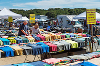 Wellfleet flea market, Cape Cod, Massachusetts, USA