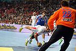 Noddesbo vs Alilovic. DENMARK vs CROATIA: 30-24 - Semifinal