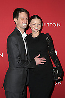 8 February 2018 - Los Angeles, California - Evan Spiegel, Miranda Kerr. The Broad &amp; Louis Vuitton Celebrate JASPER JOHNS: SOMETHING RESEMBLING TRUTH Exhibit at The Broad in Los Angeles, CA.<br />  <br /> CAP/ADM/PMA<br /> &copy;PMA/ADM/Capital Pictures