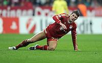 FUSSBALL   CHAMPIONS LEAGUE   SAISON 2011/2012     22.11.2011 FC Bayern Muenchen - FC Villarreal Mario Gomez (FC Bayern Muenchen)