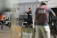 CAMPINAS, SP, 11.04.2018:PONTE PRETA-NAUTICO-Orinho comemora gol. Partida entre Ponte Preta e Nautico pela 4ª fase da Copa do Brasil, nesta quarta-feira (11) no estádio Moises Lucarelli em Campinas (SP). (Foto: Denny Cesare/Codigo19)