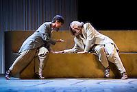 """Concha Delgado and Pastora Vega during theater play """"La Asamblea de las Mujeres"""" at Teatro La Latina in Madrid. August 23 2016. (ALTERPHOTOS/Borja B.Hojas) /NORTEPHOTO.COM"""