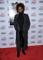09 November  2017 - Hollywood, California - Dee Rees. AFI FEST 2017 Presented By Audi - Opening Night Gala - Screening Of Netflix's &quot;Mudbound&quot; held at TCL Chinese Theatre in Hollywood.  <br /> CAP/ADM/BT<br /> &copy;BT/ADM/Capital Pictures