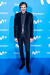Julian Villagran attends to blue carpet of presentation of new schedule of Movistar+ at Queen Sofia Museum in Madrid, Spain. September 12, 2018. (ALTERPHOTOS/Borja B.Hojas)