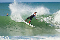 Monday July 12, 2010. Andy Irons (HAW) Free surfing at Supertubes, Jeffreys Bay, Eastern Cape, South Africa.  Photo: joliphotos.com
