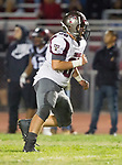 Lawndale, CA 09/29/17 - Joseph Mcenroe (Torrance #66) in action during the Torrance vs Lawndale CIF Varsity football game at Lawndale High School.   Lawndale defeated Torrance 42-0.