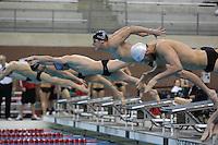 Eastern Michigan University Men's Swimming & Diving Dual Meet @ The Ohio State University. February 5th, 2010