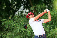 Rafa Cabrera Bello (ESP) during the pro-am at the WGC HSBC Champions, Sheshan Golf Club, Shanghai, China. 30/10/2019.<br /> Picture Fran Caffrey / Golffile.ie<br /> <br /> All photo usage must carry mandatory copyright credit (© Golffile | Fran Caffrey)