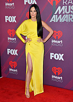 LOS ANGELES, CA. March 14, 2019: Kacey Musgraves at the 2019 iHeartRadio Music Awards at the Microsoft Theatre.<br /> Picture: Paul Smith/Featureflash