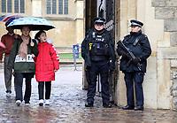 FEB 3 Anti Terrorism measures in Windsor