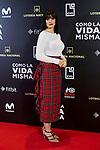Cristina Abad attends to 'Como la Vida Misma' film premiere during the 'Madrid Premiere Week' at Callao City Lights cinema in Madrid, Spain. November 12, 2018. (ALTERPHOTOS/A. Perez Meca)