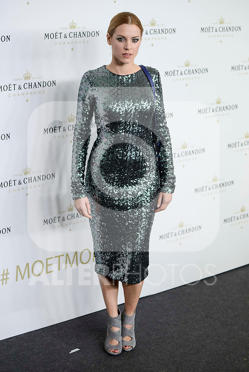 "Maggie Civantos attends to the Moet & Chandom party ""New Year's Eve"" at Florida Retiro in Madrid, Spain. November 29, 2016. (ALTERPHOTOS/BorjaB.Hojas)"